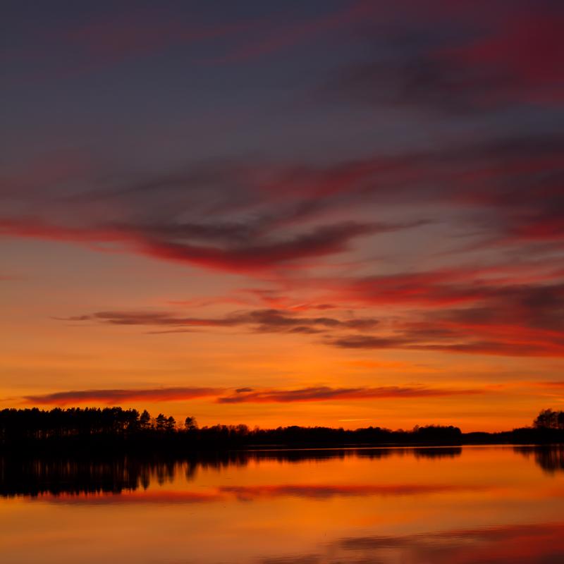 Banner Sunset
